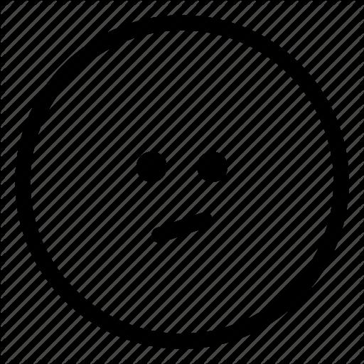 Emoji, Meh Icon