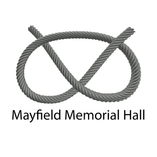 Cropped Mayfield Memorial Hall Icon Mayfield Memorial Hall