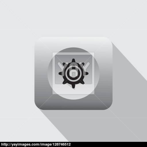 Setting Menu Icon Vector