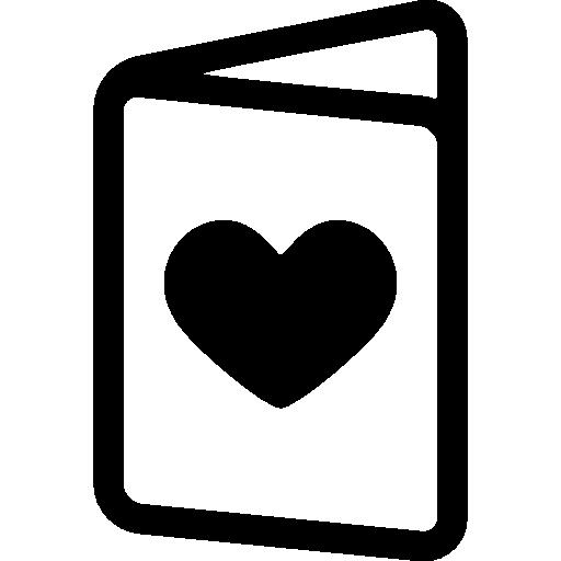 Valentine's Menu Icons Free Download