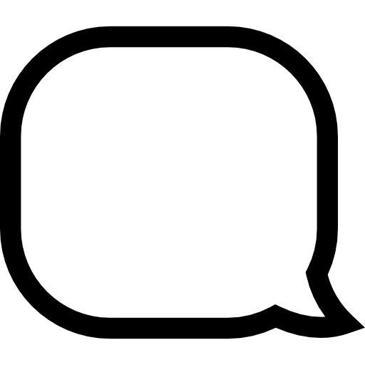 Chatting, Speech Balloon, Speech Bubble, Interface, Chat, Message