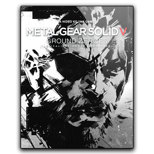 Icon Metal Gear Solid V Ground Zeroes