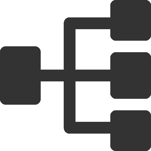 Parallel, Tasks Icon
