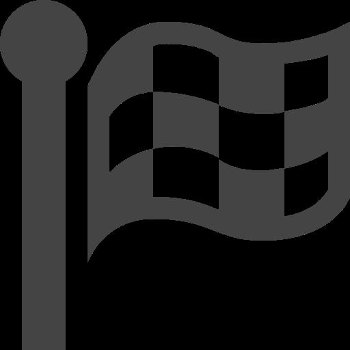 Checkered, Flag Icon Free Of Vaadns