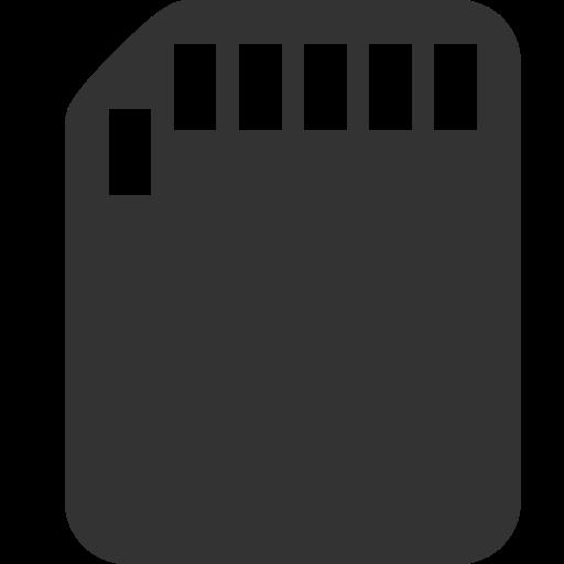 Micro Sd Icon