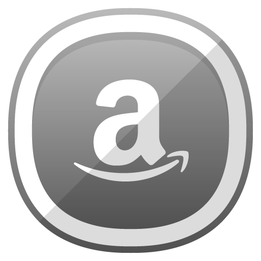 Amazon Icon Free Cute Shaded Social Iconset Designbolts