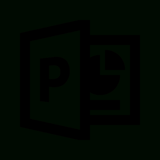 Microsoft Powerpoint Icon Writings And Papers