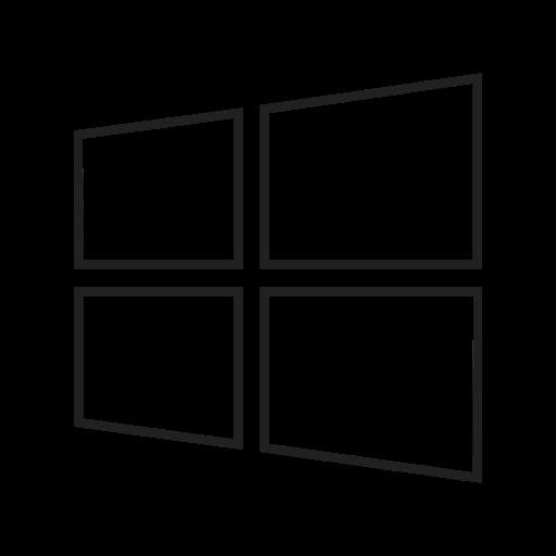 Windows, Os, Computer, Desktop, Screen, Technology, Microsoft Icon
