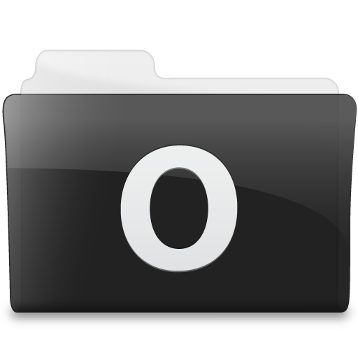 Folder Microsoft Outlook Icon