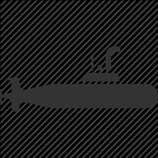 Military Submarine, Navy, Periscope, Ship, Transport, Underwater