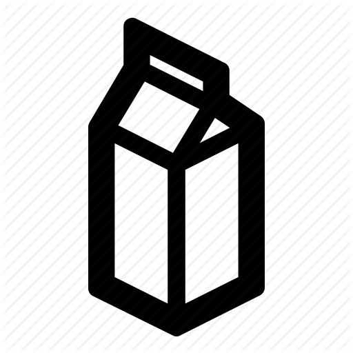 Box, Container, Food, Milk, Milk Carton, Pack, Product Icon