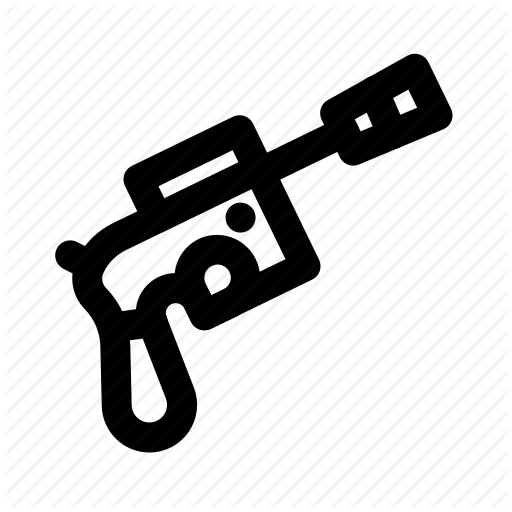 Cinema, Film, Gun, Movie, Star, Wars Icon