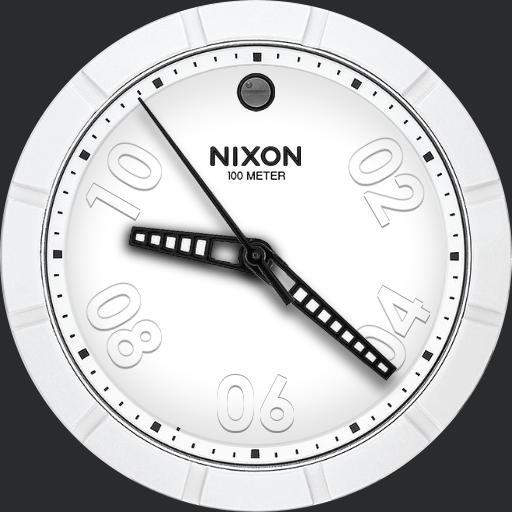 Nixon Millenium Falcon Ranger Chrono For Moto