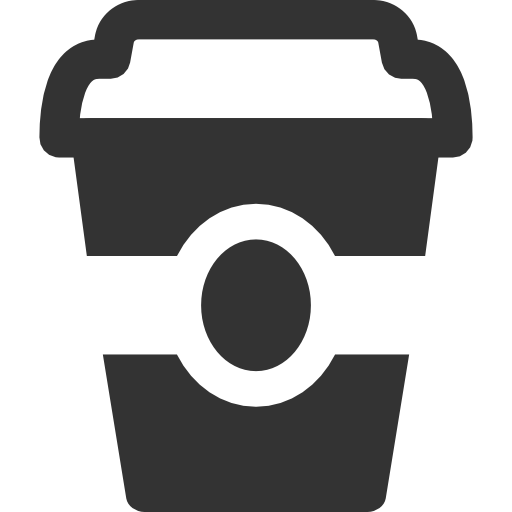 Hot Beverages Coffee Icon