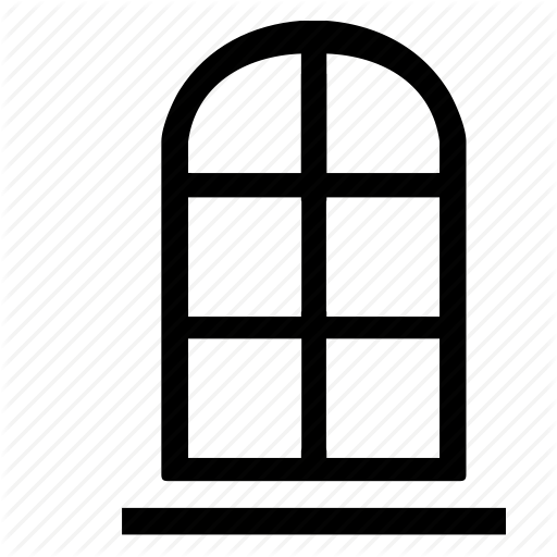 House Window Logo Png Images
