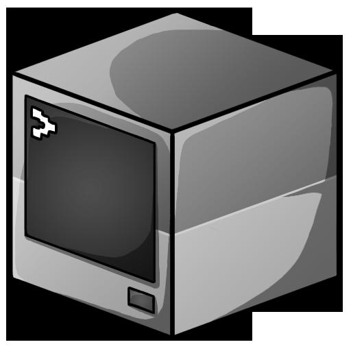 Computer Icon Custom Skin
