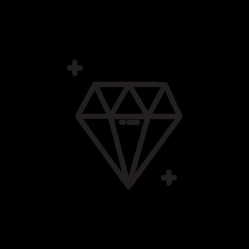 Download Gem,mineral,diamond,diamond Icon Inventicons