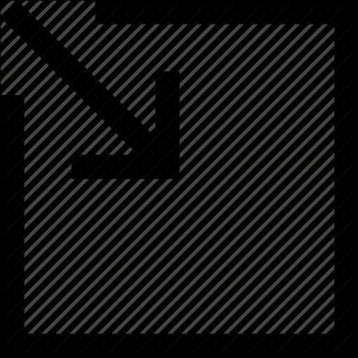 Transparent Icon Minimize