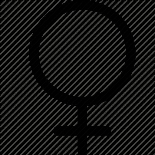 Female, Gender, Misc Icon