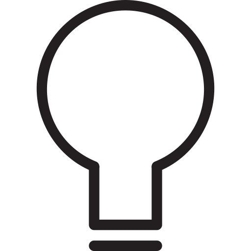Bulb, Misc Icon