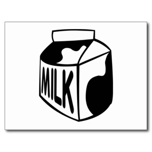 Missing Person Milk Carton Template