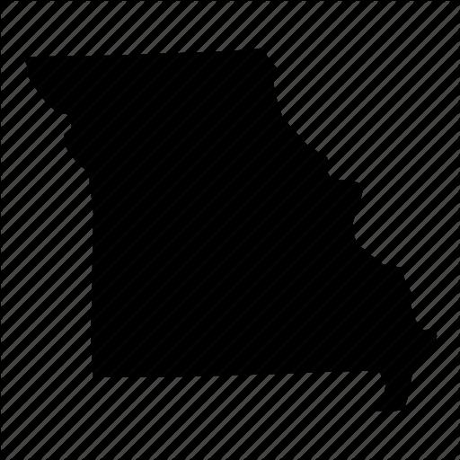 American, Location, Map, Missouri, Navigation, State, United