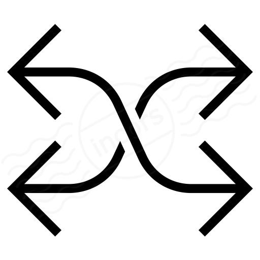 Iconexperience I Collection Arrow Mix Icon