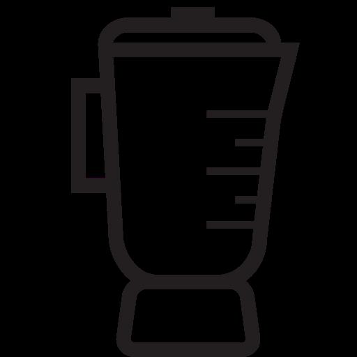 Shake, Blend, Juice, Kitchen, Drink, Mixer Icon