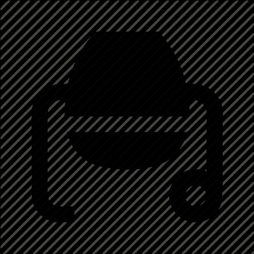 Concrete, Mixer Icon