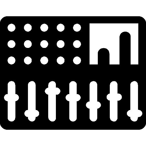 Dj Mixer Icons Free Download