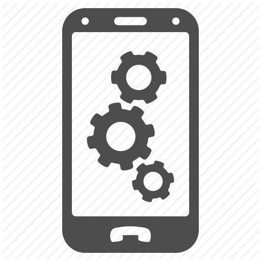 Phone Icons Application