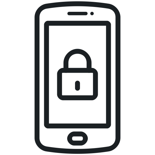 Lock, Mobile, Smartphone Icon, Mobile Security, Mobile Lock Icon