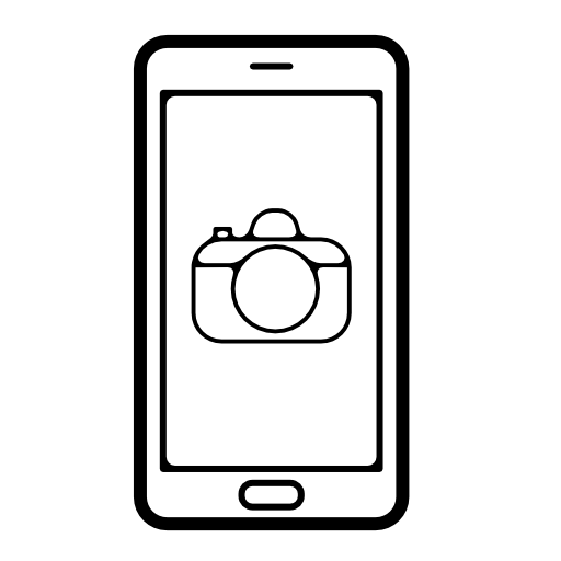 Mobile Phone Camera Icon Download Free Icons