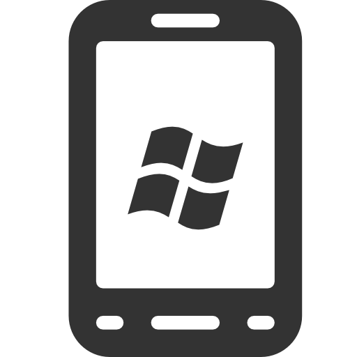 Windows Mobile Phone Icon Free Icons Download