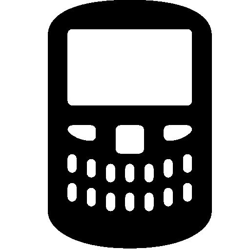 Mobile Blackberry Icon Windows Iconset
