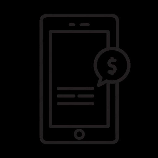 Download Mobile Marketing,statistics,marketing,mobile Icon