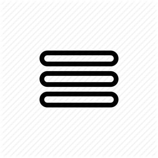 Hamburger Menu, Menu, Side Menu Icon