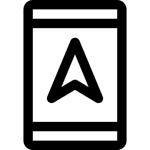 Mobile Navigation Icon