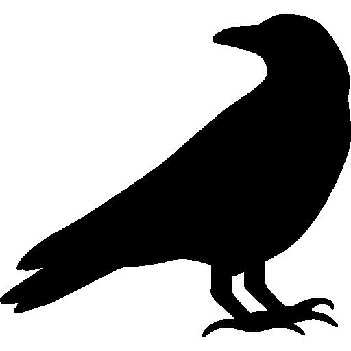 Raven Icons Free Download