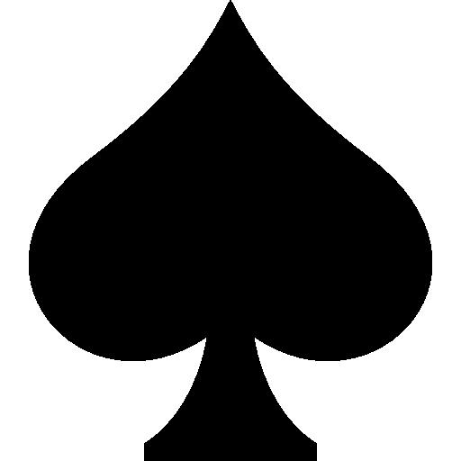 Spades Symbol Icons Free Download