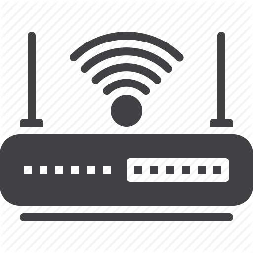 Hot, Internet, Modem, Router, Spot, Wifi Icon