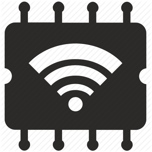 Detail, Module, Pc, Router, Wifi Icon