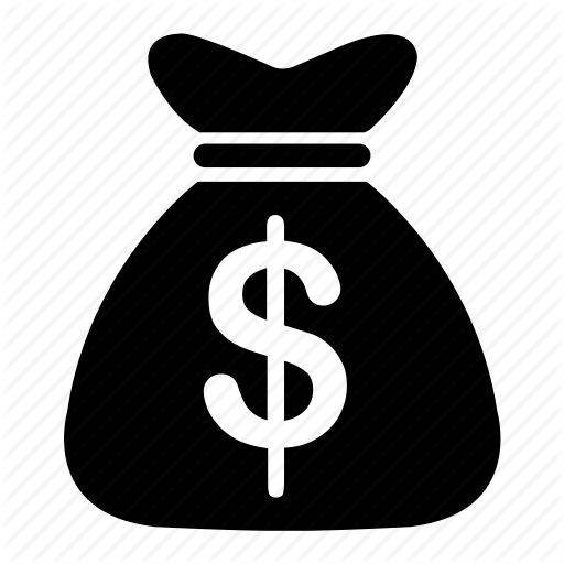 Cash, Coin, Currency, Currency Bag, Dollar, Money, Money Bag Icon