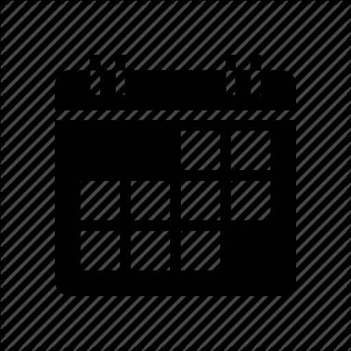 Calendar, Contactus, Date, Deadline, Month Icon