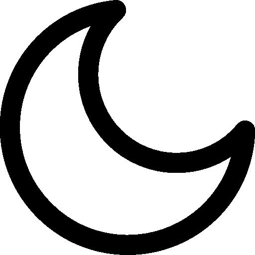 Half Moon Shape