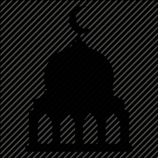 Holy Moon, Islam, Kubah, Masjid, Moon, Mosque, Ramadhan Icon