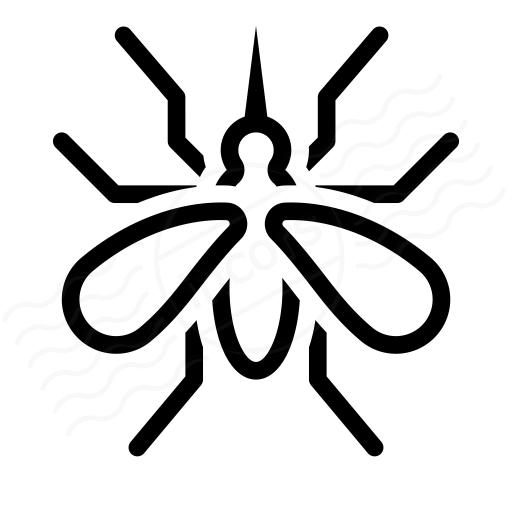 Iconexperience I Collection Mosquito Icon