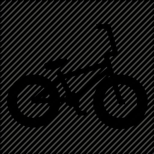 Bicycle, Bike, Bmx, Extreme, Motocross Icon