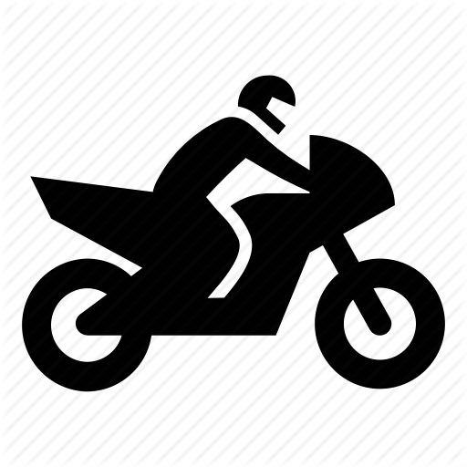 Biker, Industry, Motorbike, Motorcycle Icon