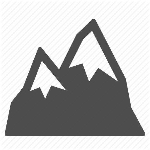 Alps, Mountain, Mountains, Snow, Winter Icon